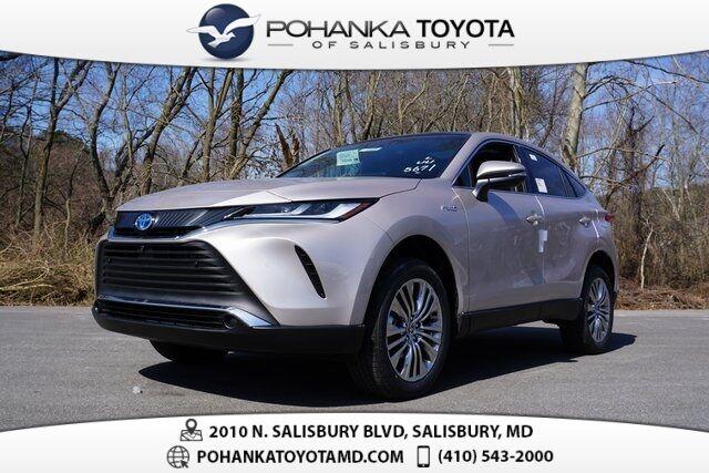 2021 Toyota Venza Limited Salisbury MD