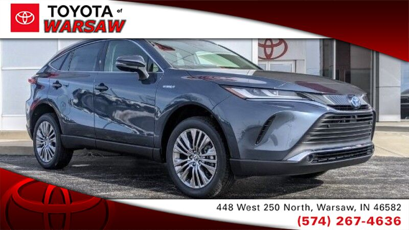 2021 Toyota Venza Limited Warsaw IN