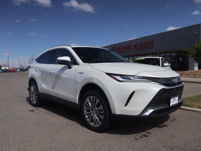 2021 Toyota Venza XLE Grand Junction CO