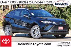 2021_Toyota_Venza_XLE_ Roseville CA