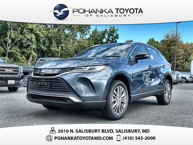 2021 Toyota Venza XLE Salisbury MD