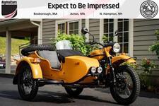 2021 Ural Gear Up Burnt Orange