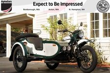 2021 Ural Gear Up Green & White