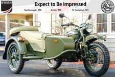 2021 Ural Gear Up Heritage Hunter