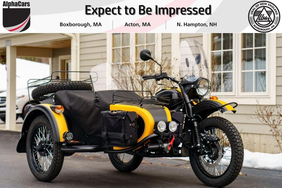 2021 Ural Gear Up Hornet Custom Boxborough MA