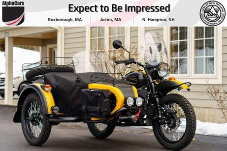 2021 Ural Gear Up Hornet Custom Boxborough MA