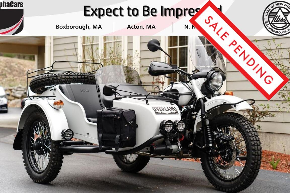 2021 Ural Gear Up Overland 006 Boxborough MA