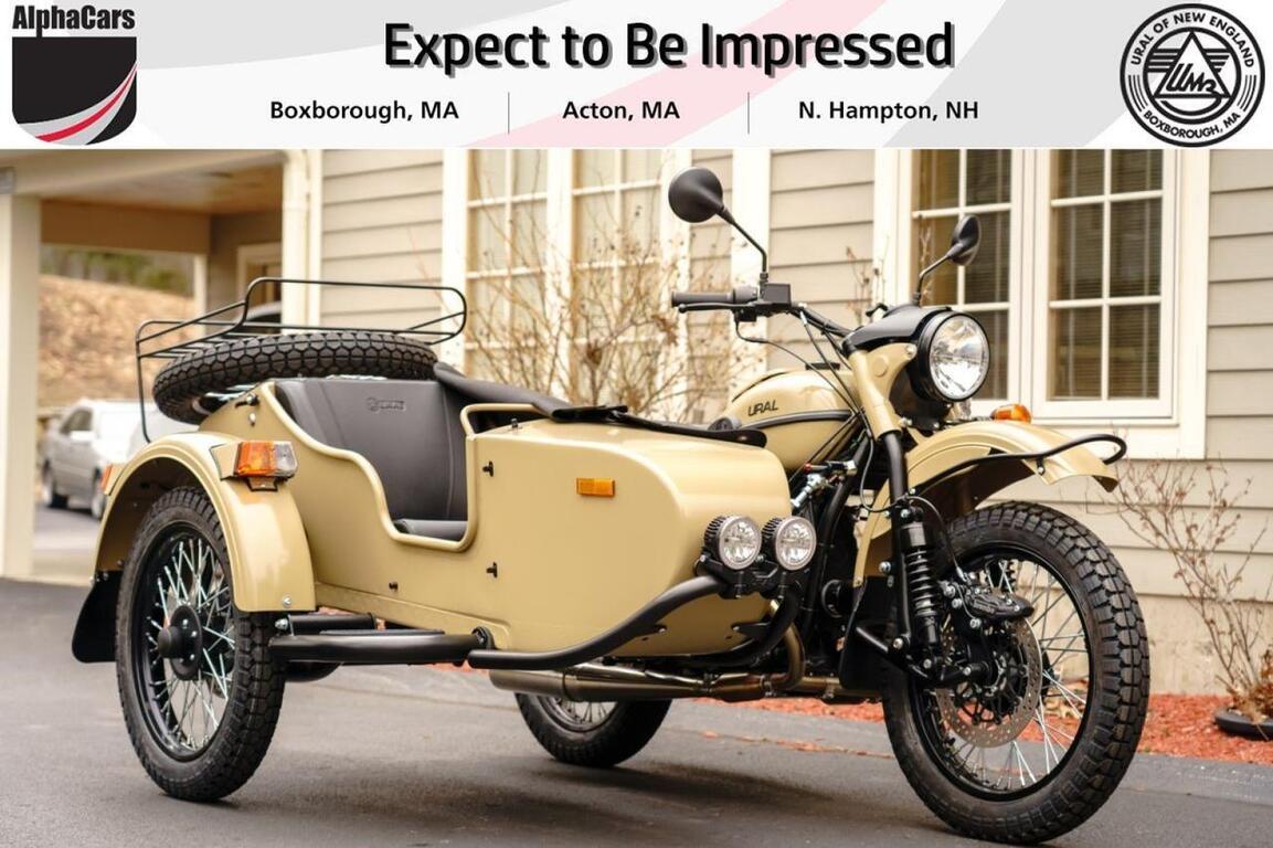2021 Ural Gear Up Sahara Boxborough MA