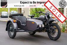 2021 Ural Gear Up Slate Grey