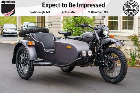 2021 Ural Gear Up Slate Grey Boxborough MA