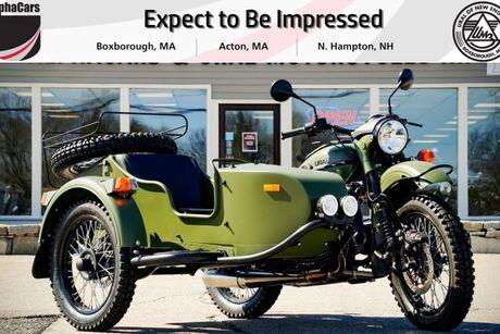 2021 Ural Gear Up Taiga Boxborough MA