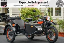 2021 Ural Gear Up Zarya (Dawn)