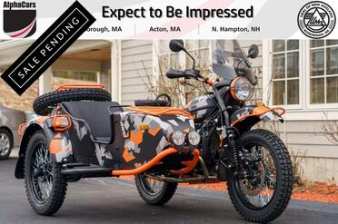 2021_Ural_Limited Edition_GEO_ Boxborough MA