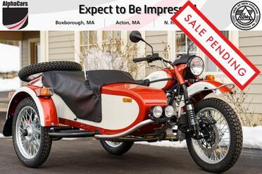 2021_Ural_Weekender SE 2WD_Poppy_ Boxborough MA