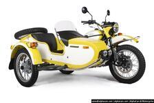 2021 Ural Weekender SE 2WD Sunshine