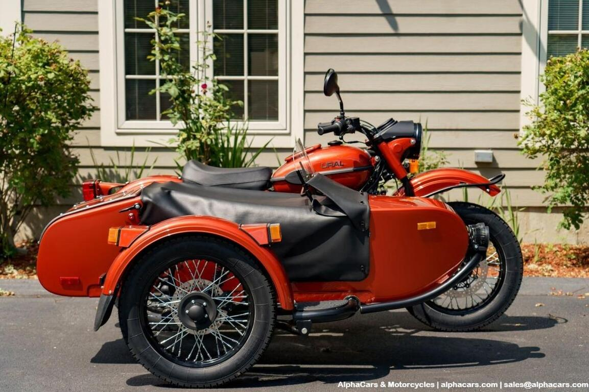 2021 Ural cT Terracotta Boxborough MA
