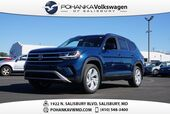 2021 Volkswagen 21.5 Atlas 3.6L V6 SE w/Technology 4Motion
