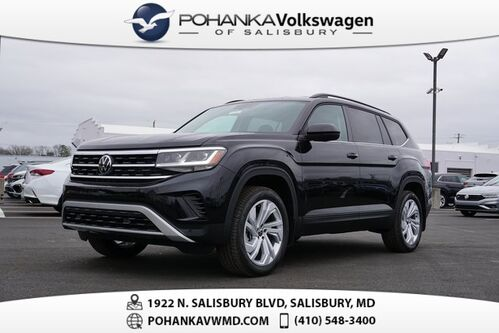 2021_Volkswagen_21.5 Atlas_3.6L V6 SE w/Technology 4Motion_ Salisbury MD