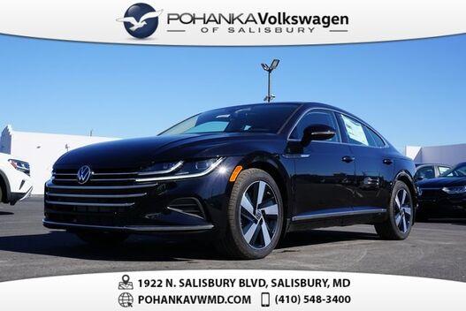 2021_Volkswagen_Arteon_2.0T SE_ Salisbury MD