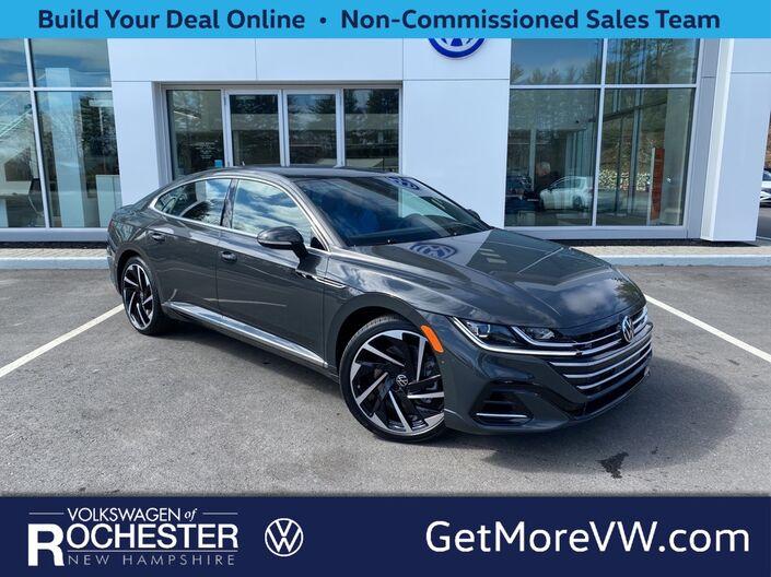 2021 Volkswagen Arteon 2.0T SEL Premium R-Line 4Motion Rochester NH