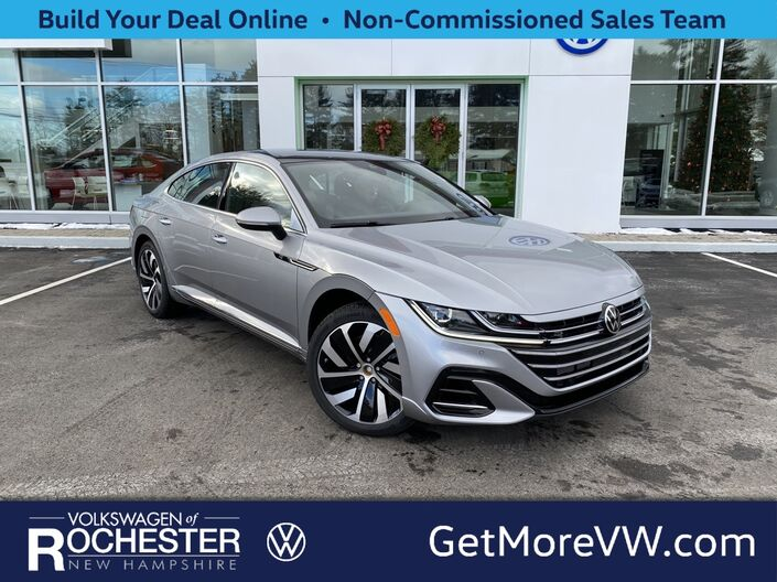 2021 Volkswagen Arteon 2.0T SEL R-Line 4Motion Rochester NH