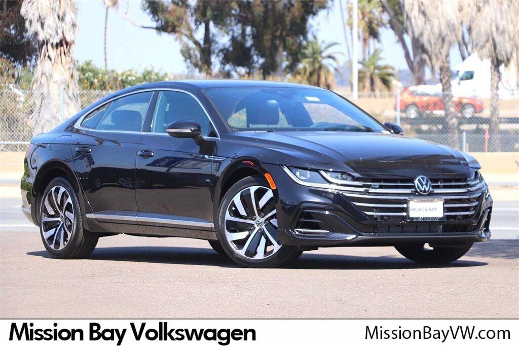 2021 Volkswagen Arteon 2.0T SEL R-Line 4Motion San Diego CA