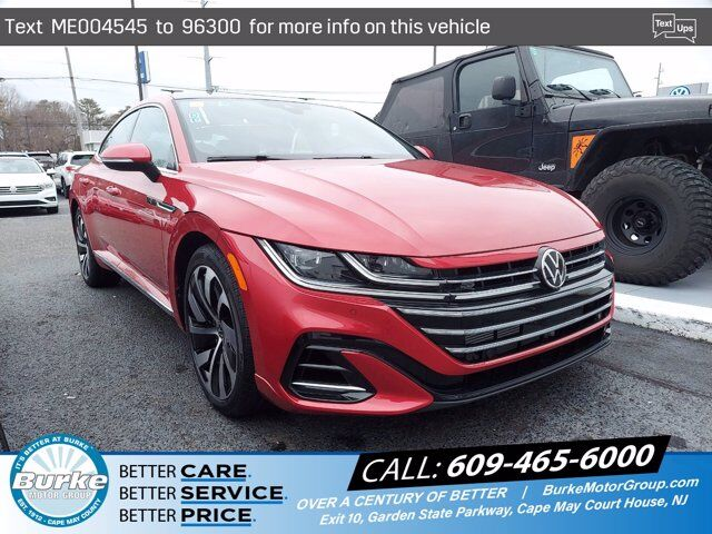 2021 Volkswagen Arteon SEL R-Line Cape May Court House NJ