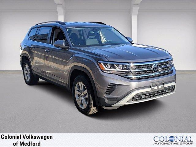 2021 Volkswagen Atlas 2.0T S 4MOTION *Ltd Avail* Medford MA