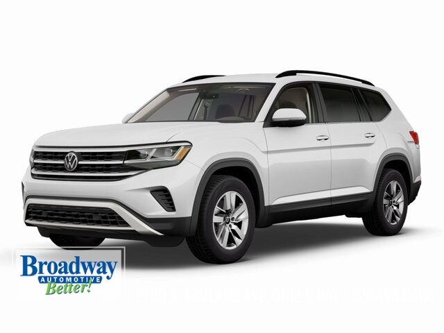 2021 Volkswagen Atlas 2.0T S 4Motion 21.5 Green Bay WI