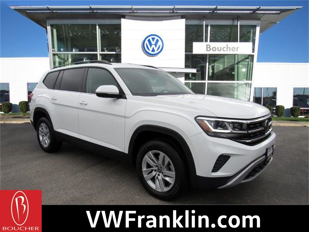 2021 Volkswagen Atlas 2.0T S 4Motion Franklin WI