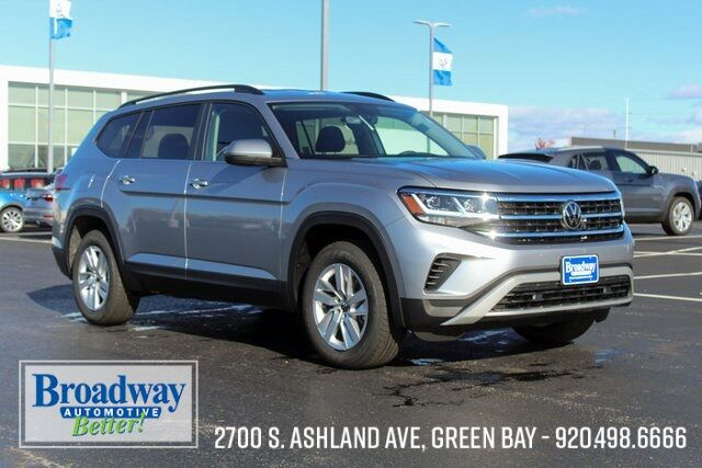 2021 Volkswagen Atlas 2.0T S 4Motion Green Bay WI