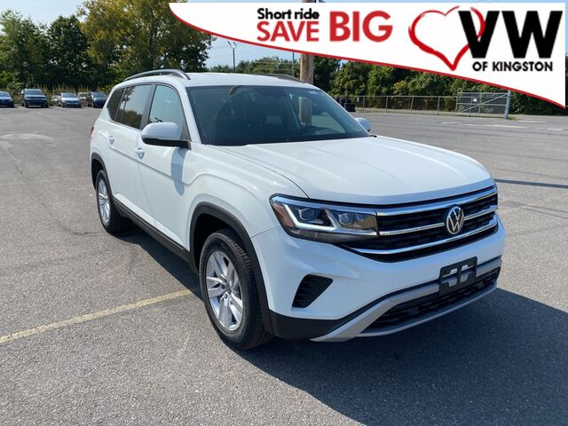 2021 Volkswagen Atlas 2.0T S 4Motion Kingston NY