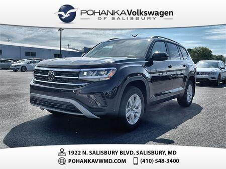 2021_Volkswagen_Atlas_2.0T S_ Salisbury MD