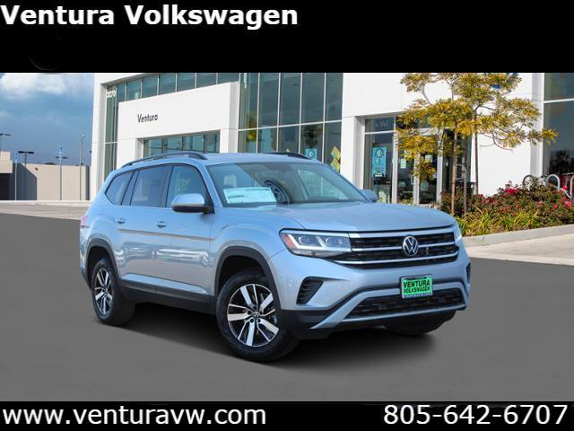 2021 Volkswagen Atlas 2.0T SE 4MOTION *Ltd Avail* Ventura CA