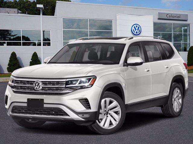 2021 Volkswagen Atlas 2.0T SE 4MOTION Wellesley MA