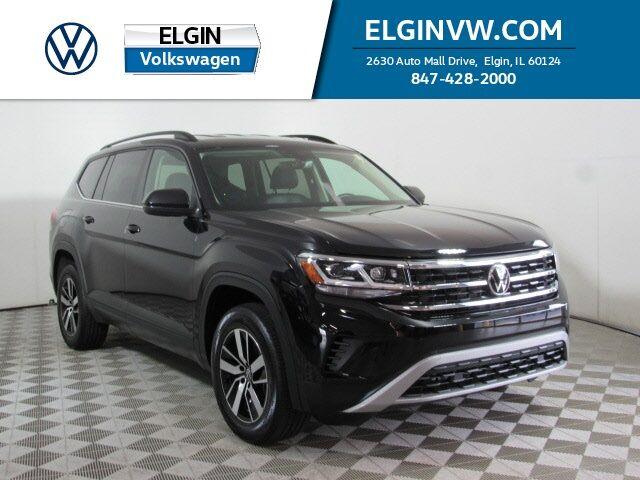 2021 Volkswagen Atlas 2.0T SE 4Motion Elgin IL