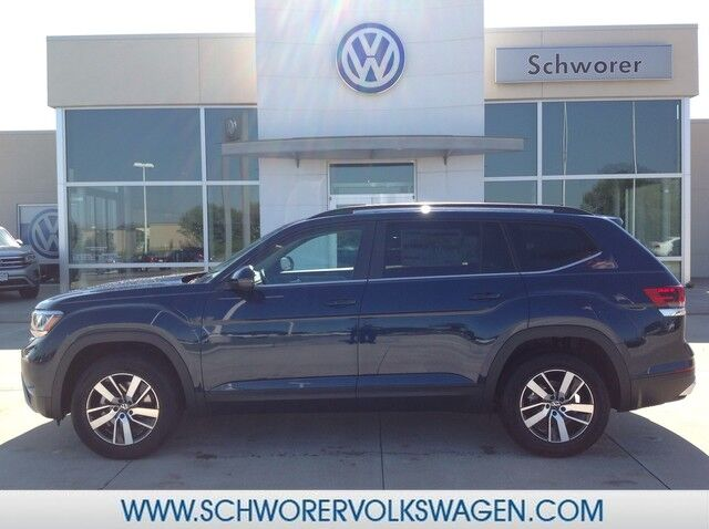 2021 Volkswagen Atlas 2.0T SE 4Motion Lincoln NE