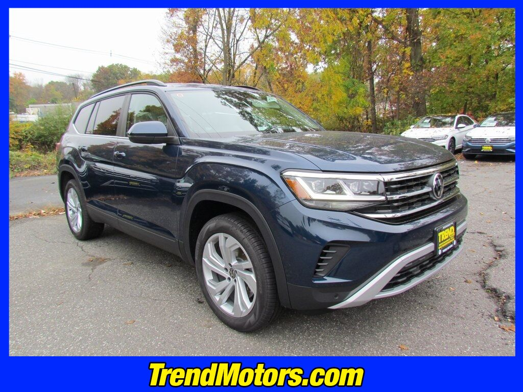 2021 Volkswagen Atlas 2.0T SE 4Motion Rockaway NJ