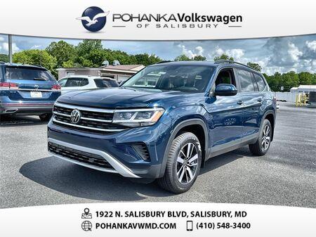 2021_Volkswagen_Atlas_2.0T SE 4Motion_ Salisbury MD