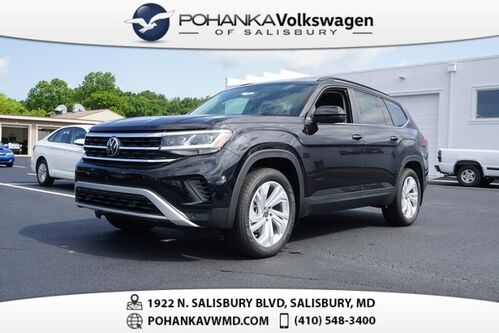 2021_Volkswagen_Atlas_2.0T SE TECH 4Motion_ Salisbury MD