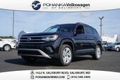 2021 Volkswagen Atlas 2.0T SE TECH 4Motion