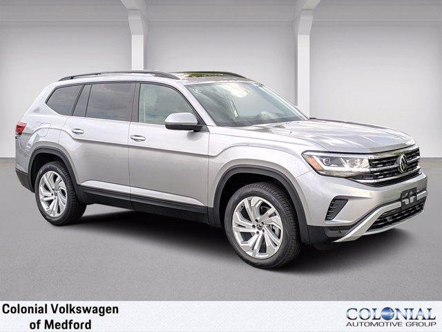 2021 Volkswagen Atlas 2.0T SE w/Technology 4MOTION Medford MA
