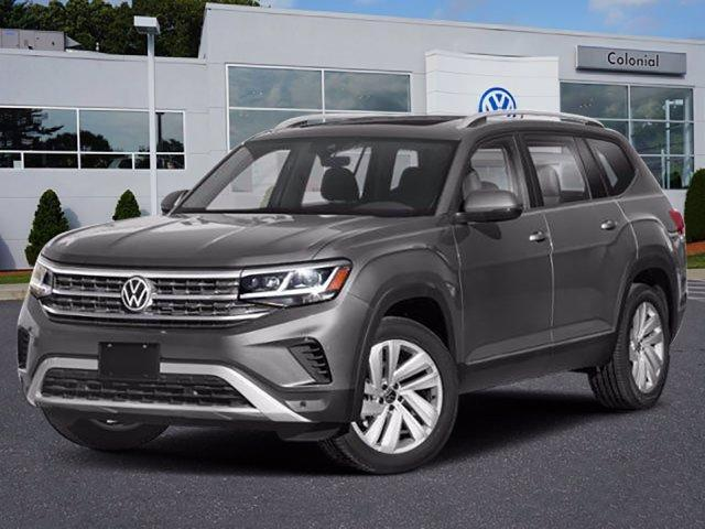 2021 Volkswagen Atlas 2.0T SE w/Technology 4MOTION Westborough MA