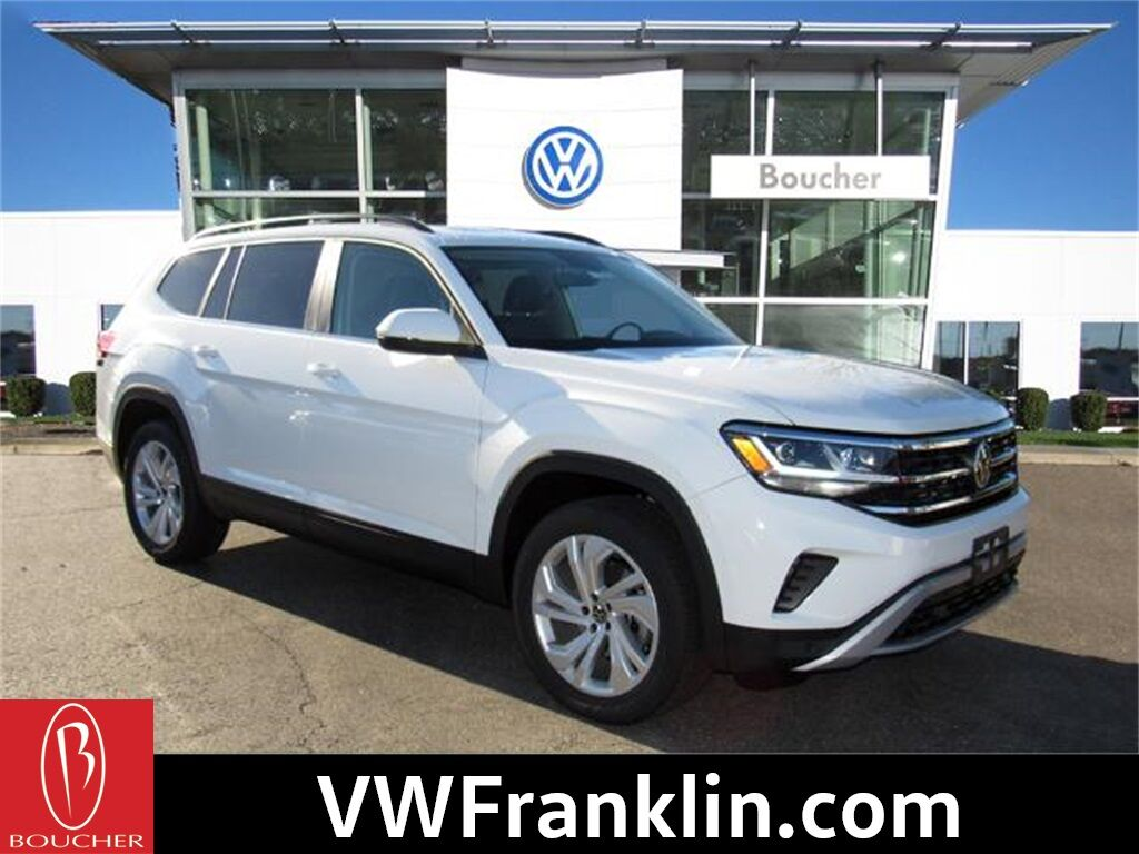 2021 Volkswagen Atlas 2.0T SE w/Technology 4Motion Franklin WI