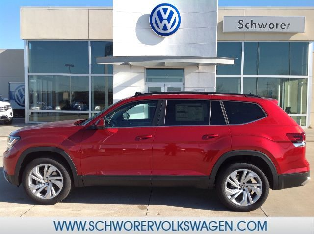 2021 Volkswagen Atlas 2.0T SE w/Technology 4Motion Lincoln NE