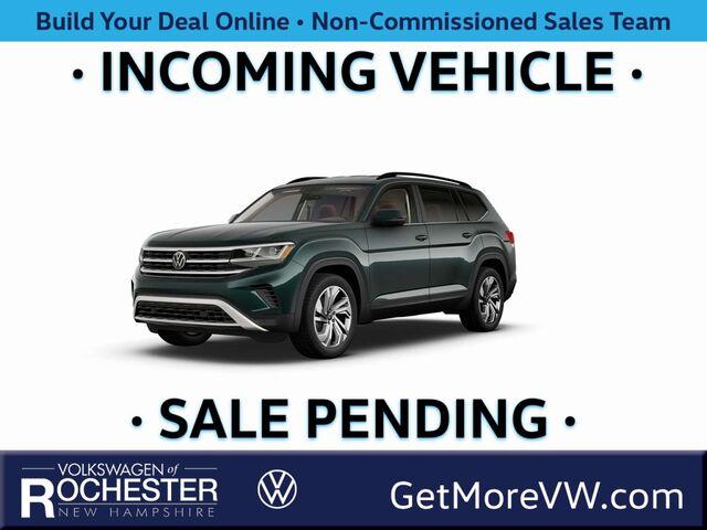 2021 Volkswagen Atlas 2.0T SE w/Technology 4Motion Rochester NH
