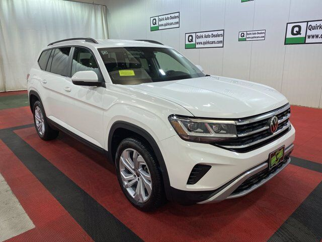 2021 Volkswagen Atlas 2.0T SE w/Technology Braintree MA