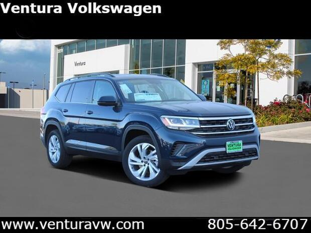 2021 Volkswagen Atlas 2.0T SE w/Technology FWD *Ltd Avail Ventura CA