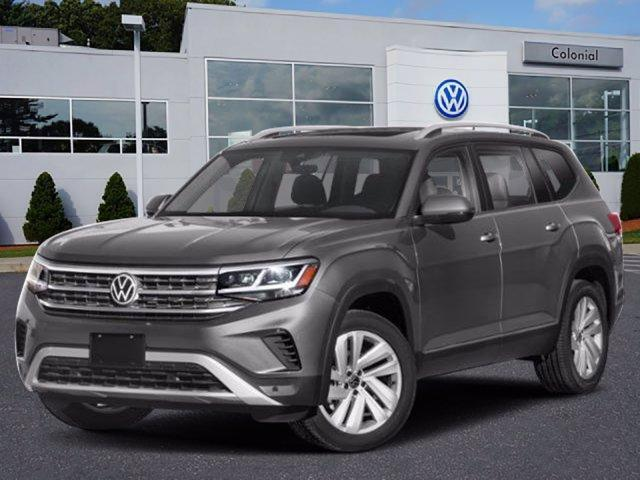 2021 Volkswagen Atlas 2.0T SEL 4MOTION Westborough MA