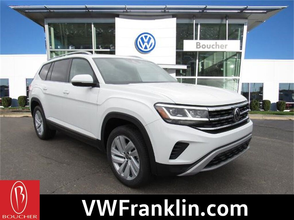 2021 Volkswagen Atlas 2.0T SEL 4Motion Franklin WI
